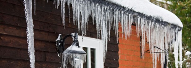 Reformar y Mantener una Casa en Invierno
