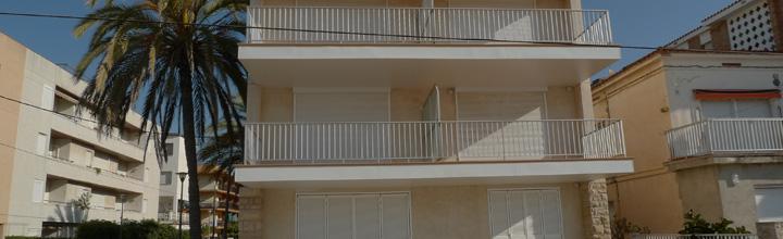 Los secretos de la rehabilitación de fachadas en línea de costa