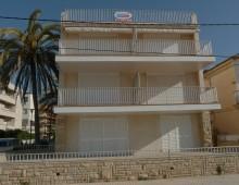 Rehabilitación fachada El Vendrell
