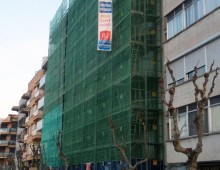 Rehabilitación fachada Rocamar