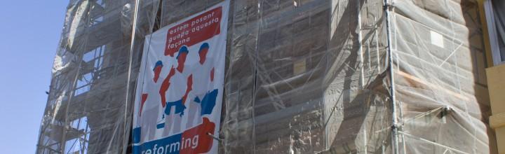 Rehabilitación Edificios en Barcelona