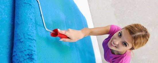 Reformas de fachadas: ¿sabes cómo pintarlas?